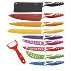 BLAUMANN Berlinger Haus - Nože sada 8 ks + sekáč a škrabka,BH-BCOL11
