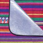 SPOKEY - PICNIC TRIBE Pikniková deka, 140 x 180 cm