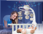 INFANTINO - Hudobný kolotoč s projekciou 3v1 ecru