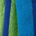 SPOKEY - IPANEMA Hojdacia sieť 100 x 200 cm, modrá - zelená