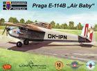 ZBYTKY - Praga E-114 Air Baby