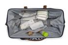 CHILDHOME - Prebaľovacia taška Mommy Bag Big Grey Off White