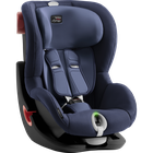 BRITAX RÖMER - Autosedačka King II LS Black Edition, Moonlight blue