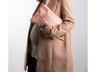 CHILDHOME - Púzdro na zips s putkom Pink Copper