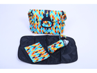 KALENCOM - Prebaľovacia taška Elite Coated Honeycomb Orange