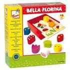 Bino - 84154 Vkladačka Bella Florina 2v1