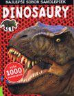 Dinosaury, najlepší súbor samolepiek