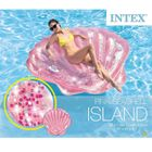 INTEX - 57257 Nafukovací ostrov Ružová mušľa
