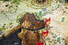 4D CITYSCAPE - 4D Puzzle - Hra o Tróny (Game of Thrones) ESSOS