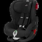 RÖMER - Autosedačka King II LS Black Edition 2017, 9-18 kg - Cosmos Black