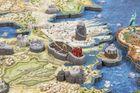 4D CITYSCAPE - 4D Puzzle - Hra o Trůny WESTEROS & ESSOS