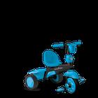 SMART TRIKE - Trojkolka Spark - Black/blue