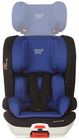 CASUALPLAY - Autosedačka Nauta Fix Skupina 1-2-3, 9-36 kg 2017 - Blue