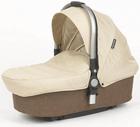 CASUALPLAY - Playxtrem Skyline Set športový kočík, autosedačka 0-13 kg, vanička a prebalovacia taška - Savanna