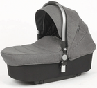 CASUALPLAY - Playxtrem Skyline Set športový kočík, autosedačka 0-13 kg, vanička a prebalovacia taška - Eclipse