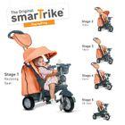 SMART TRIKE - Trojkolka Explorer 5 v 1, oranžová