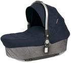 CASUALPLAY - Playxtrem Skyline Set športový kočík, vanička a prebalovacia taška - Jeans (Blue)