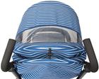 PLAY - Golfový kočík FUNKY - Nautic Blue