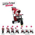 SMART TRIKE - trojkolka SmartFold 600, 7v1, Red