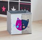 LOVE IT STORE IT - Box na hračky Magic Box, Mačka