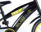 """VOLARE - Detský bicykel pre chlapcov, Freedom ,,16"""" – čierno-žltý"""