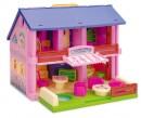 Domčeky a nábytok pre bábiky