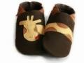 Detské kožené topánočky pre chlapcov