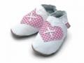 Detské kožené topánočky pre dievčatá