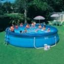 Nafukovacie veľké bazény
