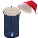 Vianočné tipy na fusaky, deky, nánožníky