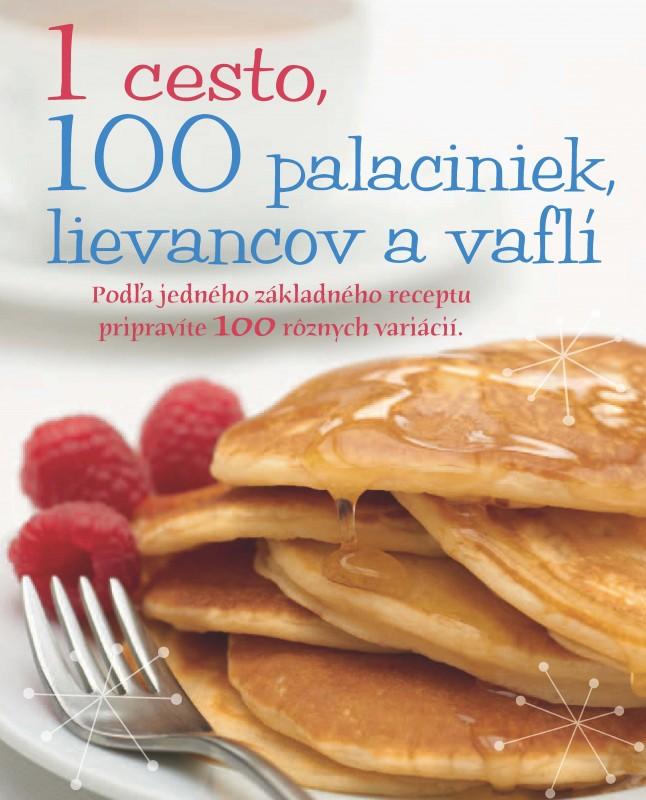 1 cesto, 100 palaciniek, lievancov a vaflí - Christiane France
