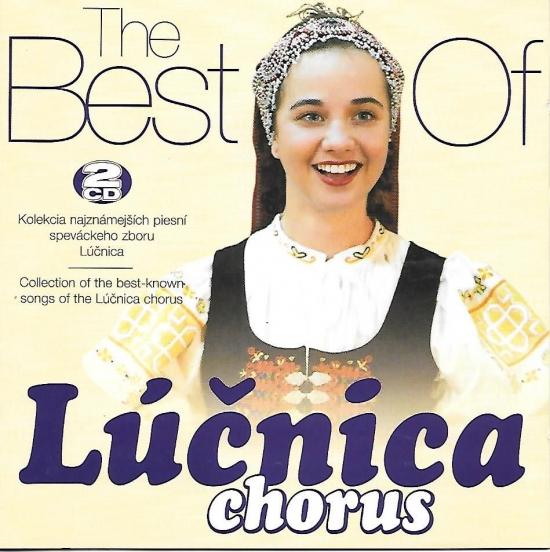 2CD - Výber ľudových piesní – Lúčnica – The Best Of - Lúčnica