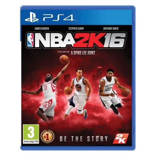 2K SPORTS - PS4 NBA 2K16