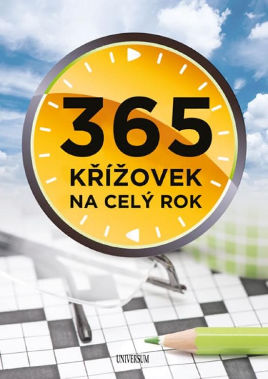 365 křížovek na celý rok - 2.vydání - Jan Beer