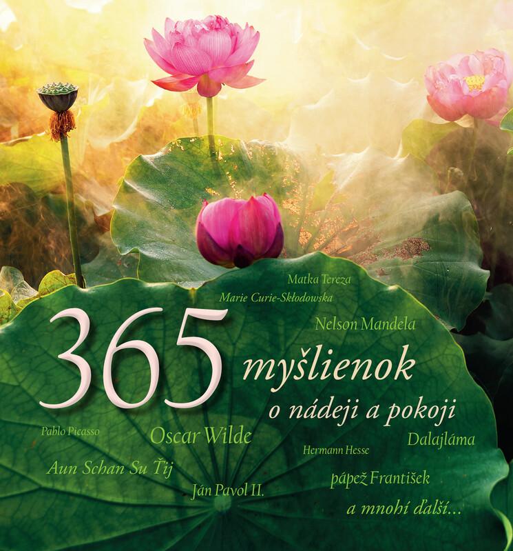 365 myšlienok o nádeji a pokoji - Valeria Manferto De Fabianis (ed.)