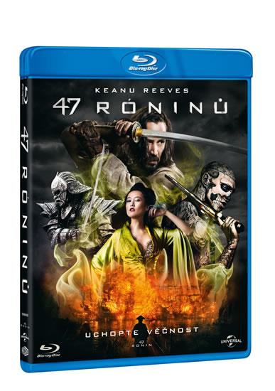 47 róninů Blu-ray