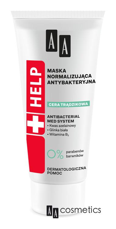 AA - Help Acne Antibakteriálna normalizačná maska 40ml