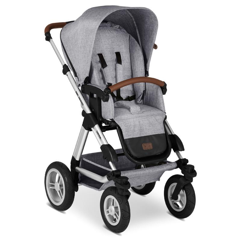 ABC DESIGN - Viper 4 graphite grey 2020