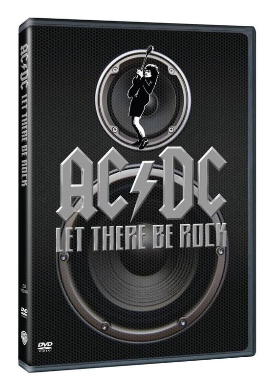 AC/DC: Let there be Rock DVD
