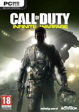 ACTIVISION-BLIZZARD - PC Call of Duty: Infinite Warfare, akčná FPS hra na PC