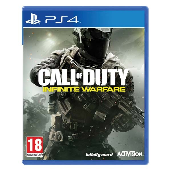 ACTIVISION-BLIZZARD - PS4 Call of Duty Infinite Warfare