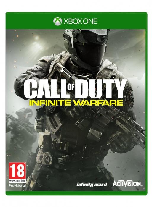 ACTIVISION-BLIZZARD - XONE Call of Duty: Infinite Warfare, akčná FPS hra pre Xbox ONE