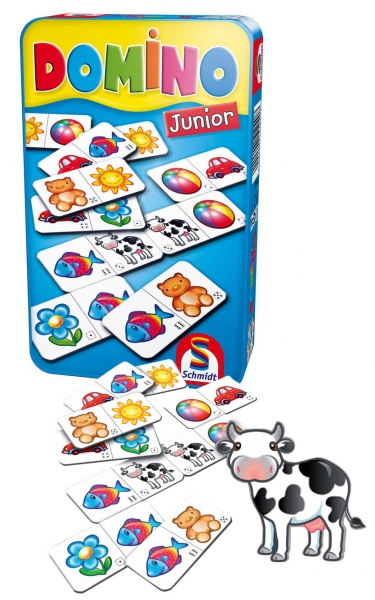 ADC BLACKFIRE - Hra Domino - Junior