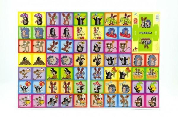 AKIM - Pexeso Krtko spoločenská hra 22x30cm