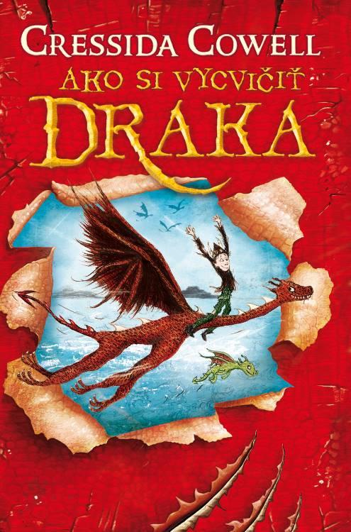 Ako si vycvičiť draka (Ako si vycvičiť draka 1) - Cressida Cowell