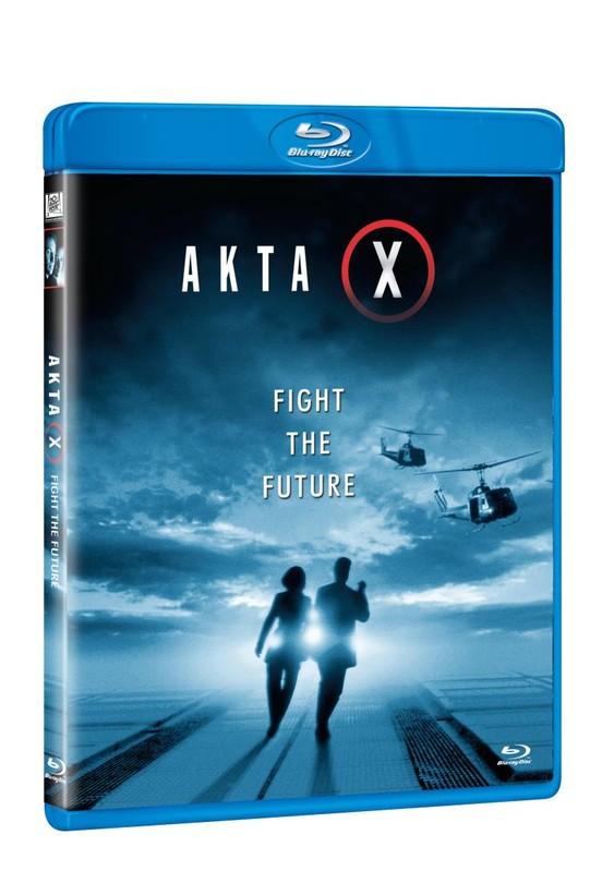 Akta X: Film Blu-ray