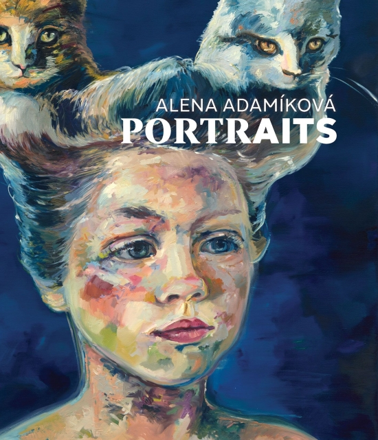Alena Adamíková Portraits - T. Emmerling, B. Jablonská, V. Polakovič