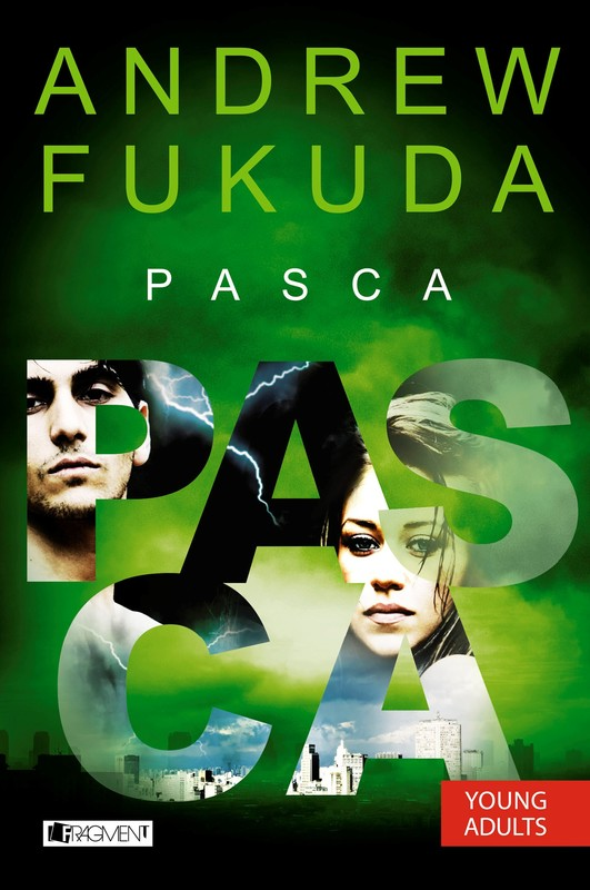 Andrew Fukuda 3 – Pasca - Andrew Fukuda