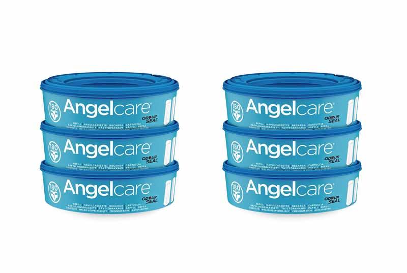 ANGELCARE - Náhradné kazety 6 ks