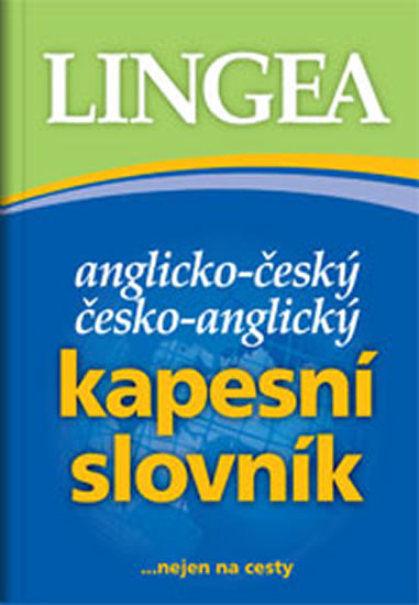 Anglicko-český, česko-anglický kapesní slovník...nejen na cesty - 5.vydání - Kolektív